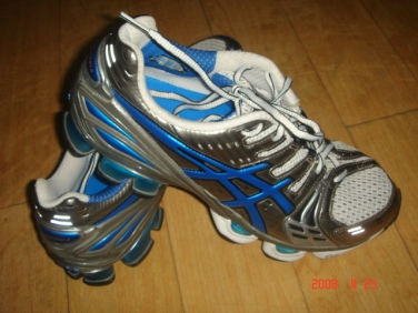 taille 40 f4440 3c442 Running Shoes Review: ASICS Gel-Kinsei 2 | Bald Runner