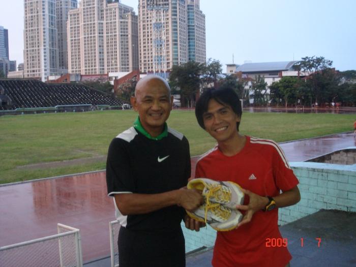 Jerry Kurendeng of Indonesia aka High Altitude