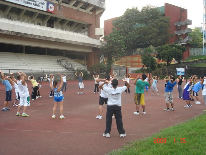 Stretching of Muscles Were Properly Sone To Avoid Injuries