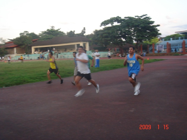 Team Relay Competition Among The Employees