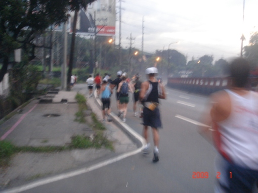 "The ""Middle Group"" Along Marcos Highway"