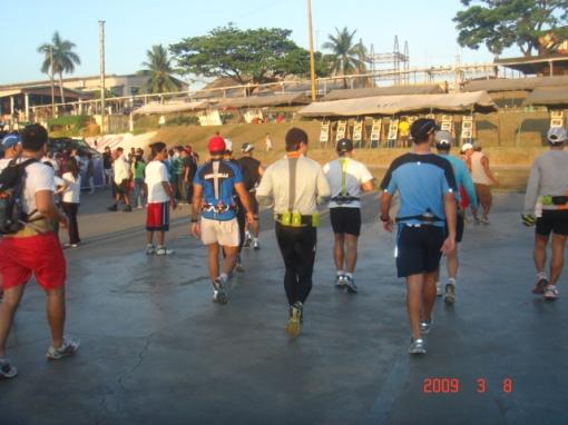 Running Along Marikina Riverbanks