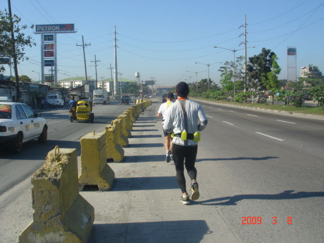 At C-5 Near Diego Silang, Taguig City