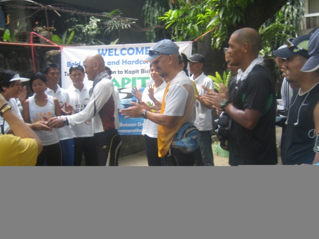"Turn-Over Of Contribution To ""Kapit-Bisig Para Sa Ilog Pasig"""