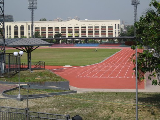 University of Makati Oval Track