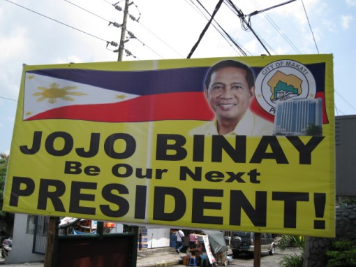 "How about...""BR Be Our Next President""?"