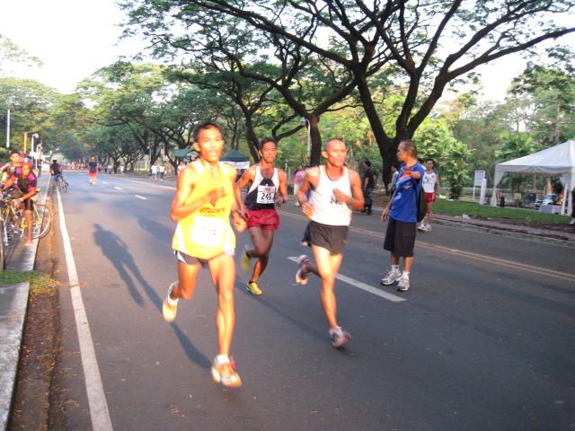 Team BR's Elite Cris Sabal Leading The Race