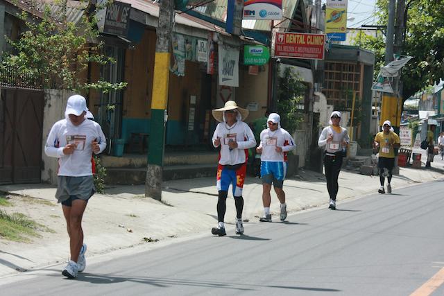 The Bataan 102 Warriors Under The Heat of the Sun