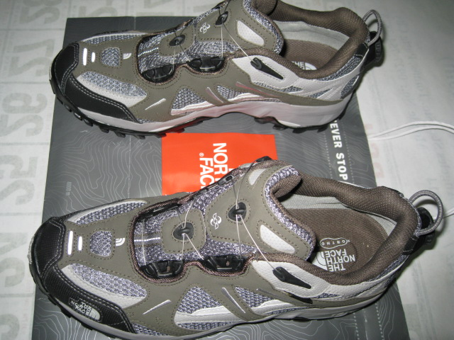 TNF's Hedgehog GTX XCR BOA Side View