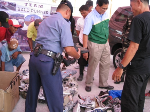 Even the PNP Personnel Was Included!