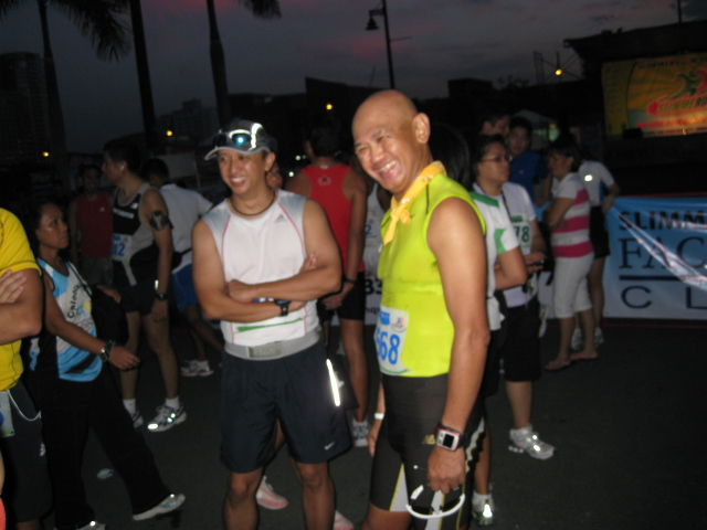 Jan Imperio of Team BR-Professional Group At The Starting Area