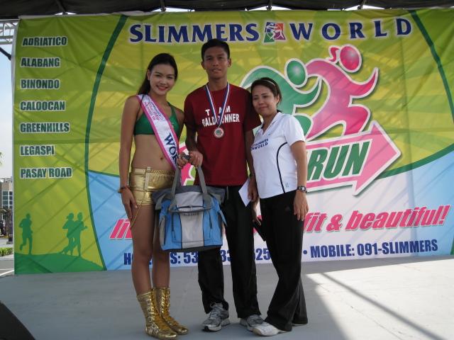 Elmer Sabal of Team BR