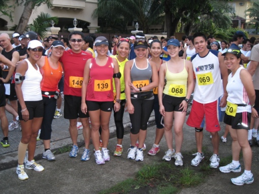 More T2 & Team BR Lady Runners