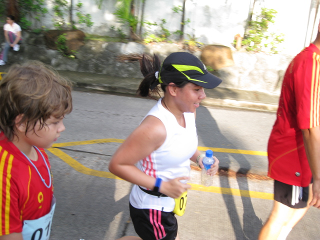 One of the T2 Runners