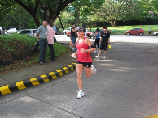 Kathy of T2 Runners