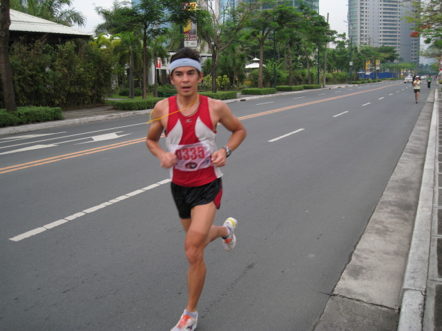 Coach/Triathlete Gonzales