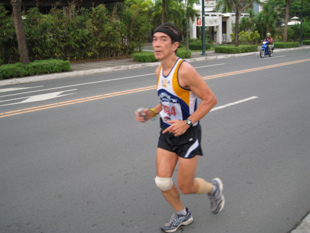 Dr. Tommy Tan of Fairview Runners
