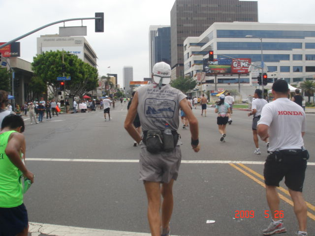 The 7-Time Badwater Ultramarathon Finisher Infront of Me