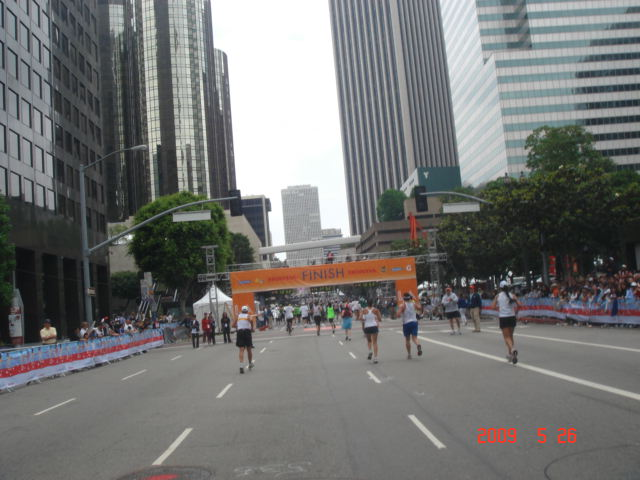 The Finish Line