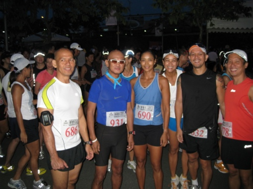 Team Bald Runner-Professional Group