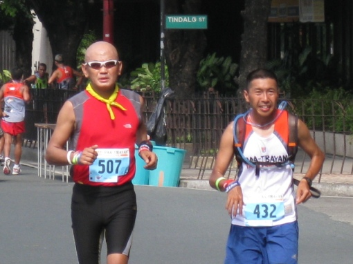 "My Running ""Buddy"", Armand from Lucban, Quezon (BDM 102 Finisher)"