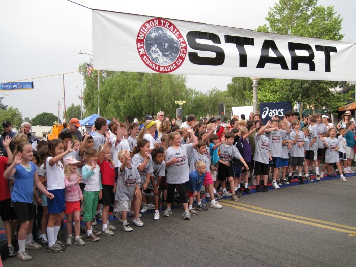 The Race For The Kids Starts!