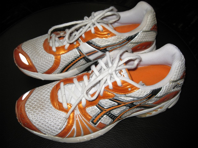 One Year Old & Slightly Used ASICS DS-Trainer