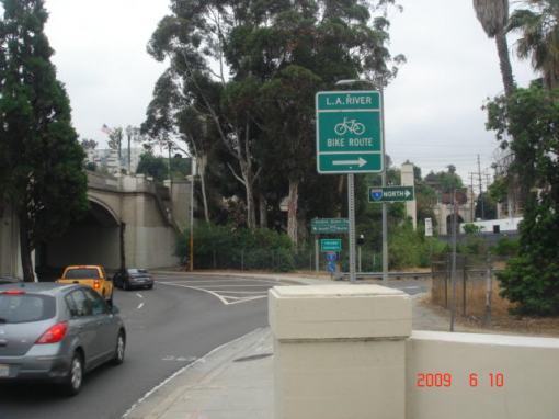 My Entry Towards Griffith Park