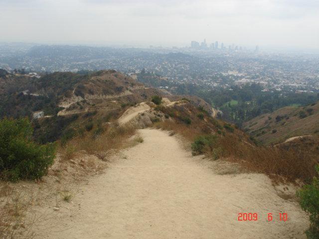 Ahh..Running Downhill