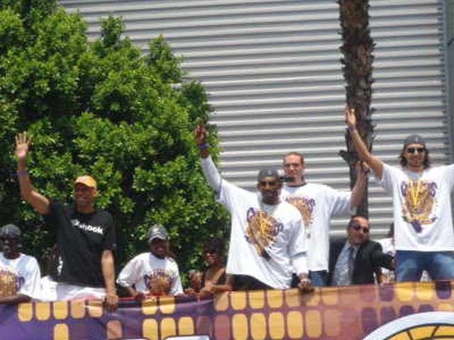 Gasol On the Right Side