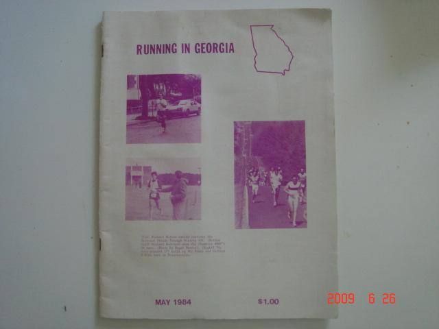 RUNNING IN GEORGIA Magazine