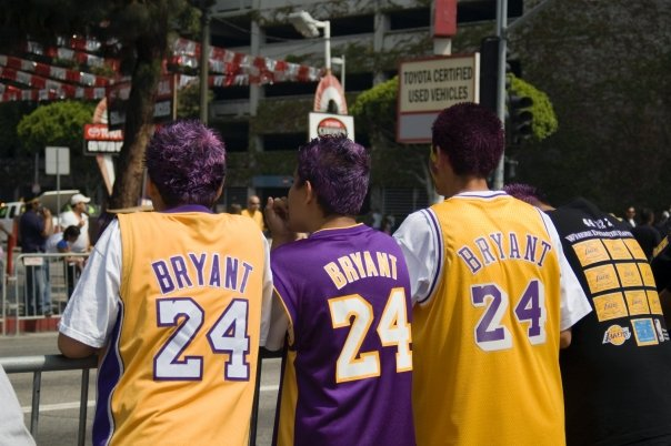 Kobe Bryant's Fans