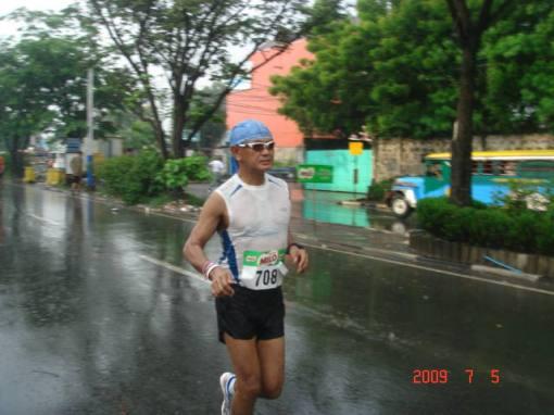 As A Runner's Cap...
