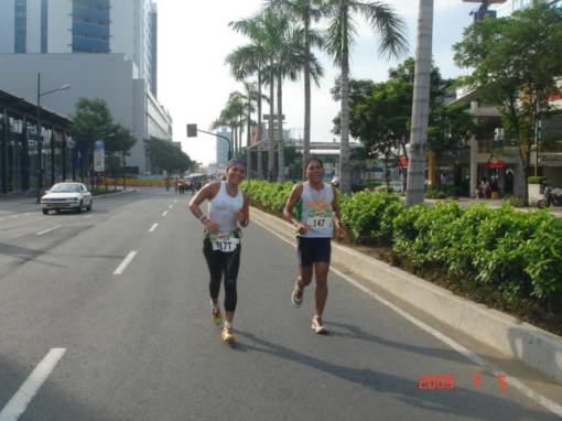 Mesh V aka My Iron Shoes & Coach Titus Overtook Me at Lawton Avenue (Good Luck On Your SFM!)