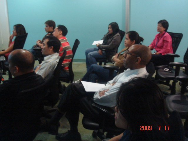 Participants Listening Attentively During The Lecture