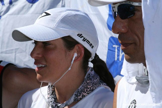 Jaime Donaldson & Jorge Pacheco At The Start of 2009 BW (Photo Courtesy of www.badwater.com)