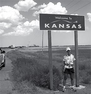 Joy Rojas In Kansas