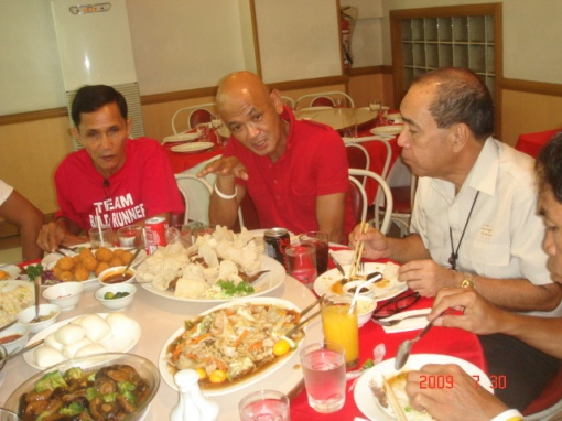 Coach rey Antoque, BR, & Sir Amado