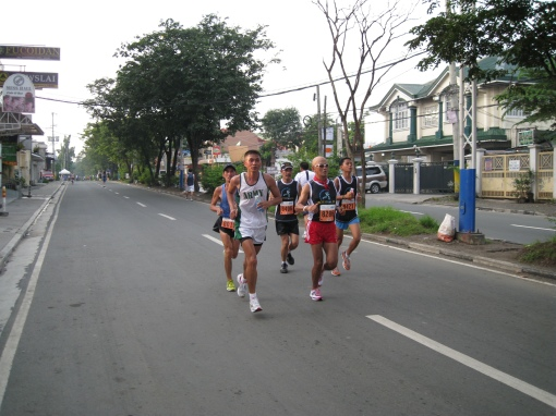 """On My Way Back at Bayani Road With My """"Pacers"""""""