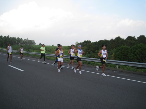 Junrox, Ilustre, Melvin & I Running Together