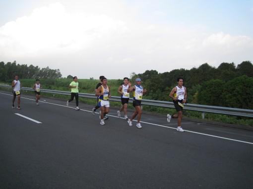 Junrox, Ilustre, Melvin & I Running Together