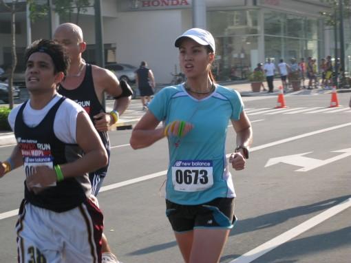 Ms Jaymie aka The Bull Runner