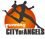 Logo City of Angels Half