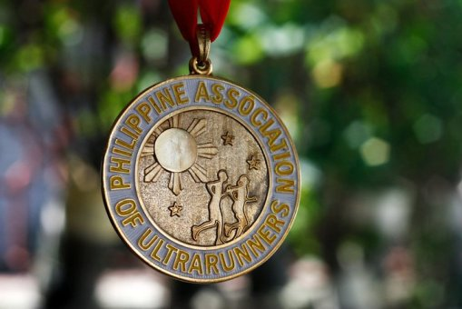 PAU Events' Finisher's Medal