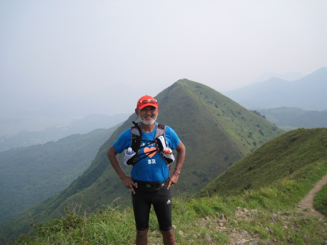 McLehose Trail In Hongkong