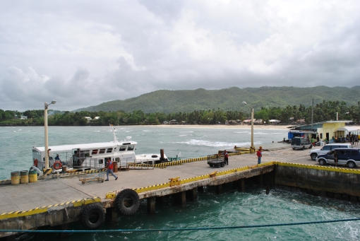 The Port Of Siquijor