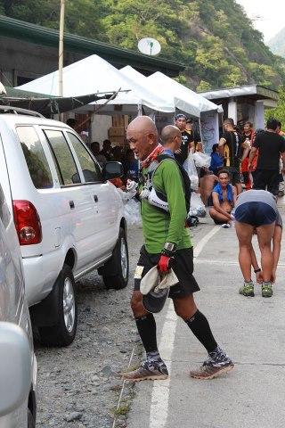 Arriving @ AS6, Camp 1, Tuba, Benguet