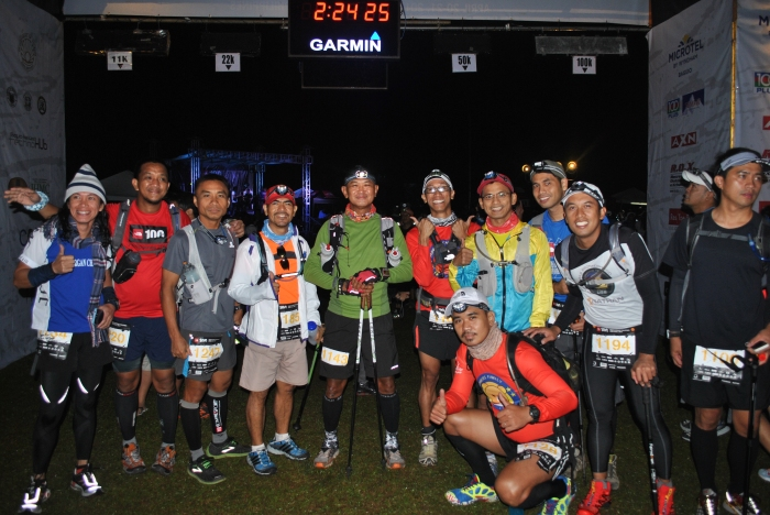 PAU & BR's Events Ultra Runners