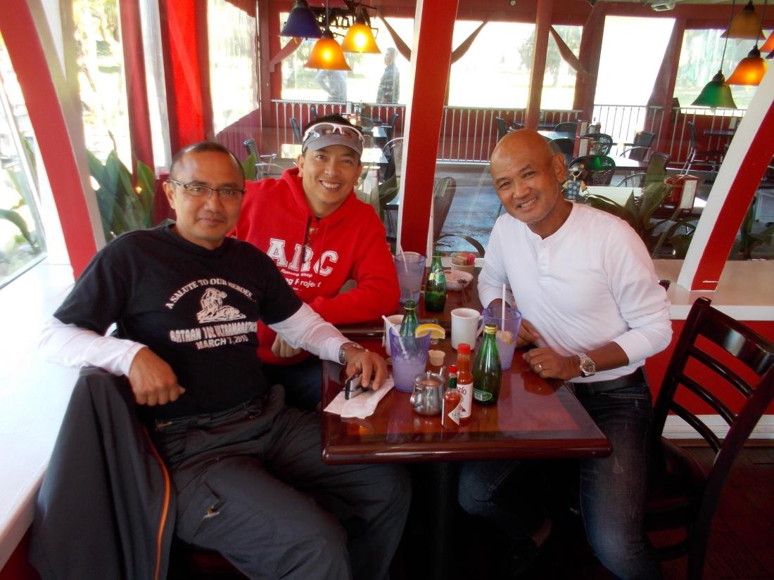 Breakfast With Badwater Ben Gaetos & ARC Shoe Guru Joe Matias