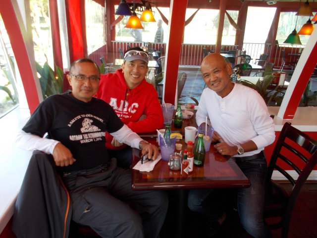 Breakfast With Badwater Ben Gaetos & ARC Shoe Guru Joe Matias